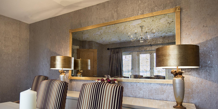 Our Antiqued Mirror Glass Is Unrivalled Within Ireland.